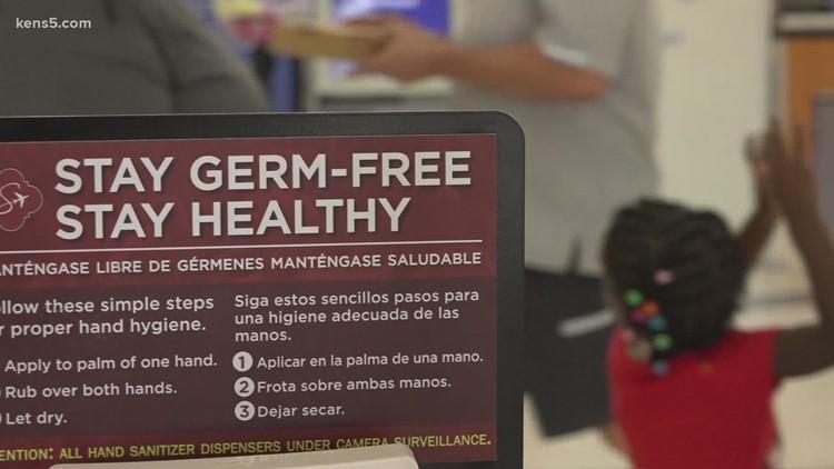 San Antonio scales back airport COVID-19 vaccine clinic