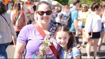 Thousands enjoy family-friendly King William Parade