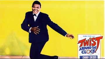 Twist the night away with Chubby Checker