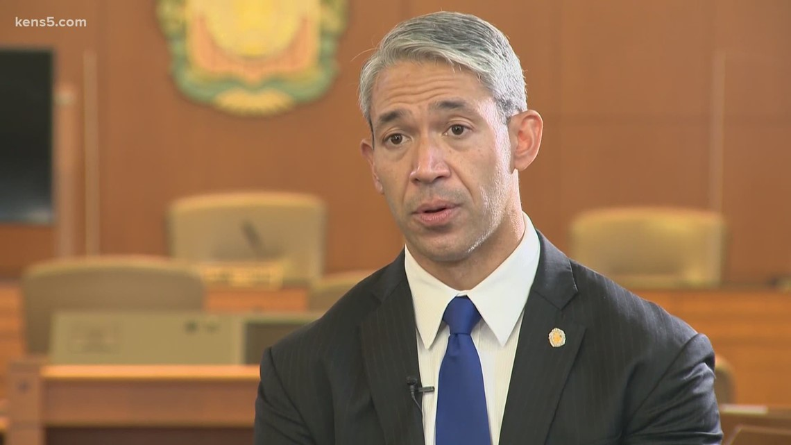 Mayor Nirenberg on his plans and goals after winning third term in office