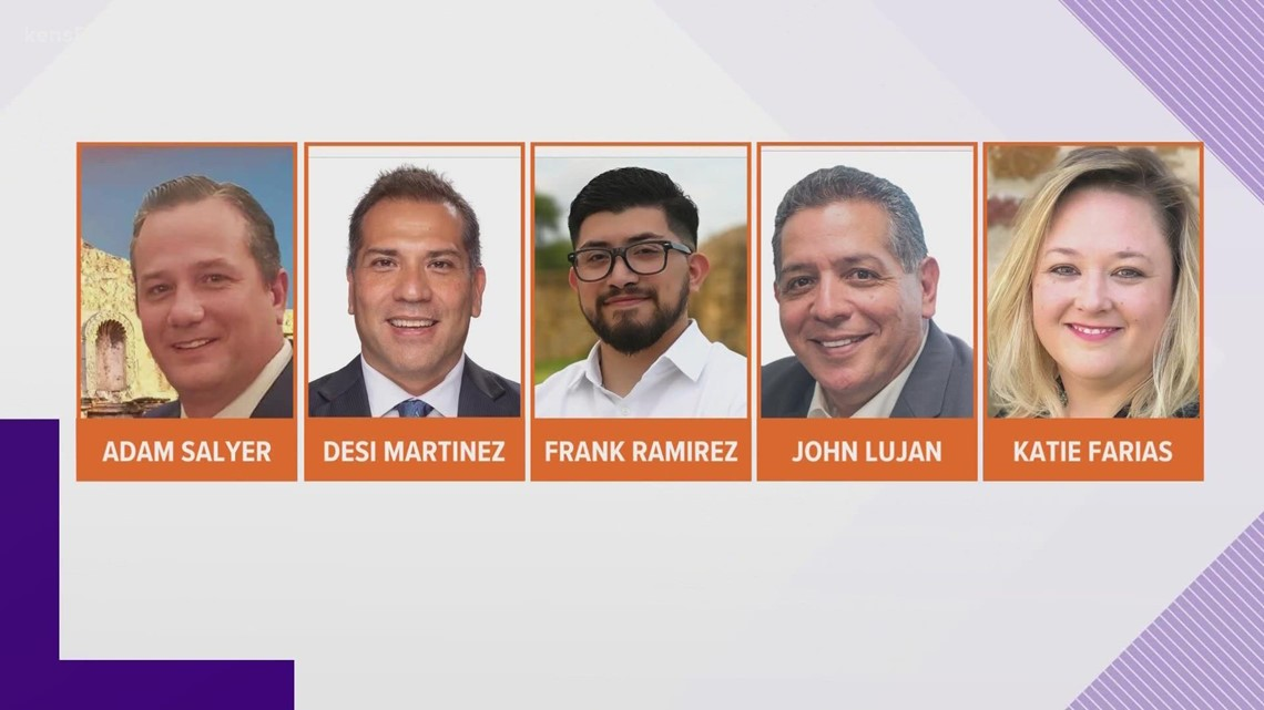 Five candidates vying to fill San Antonio area representative's seat in Texas House