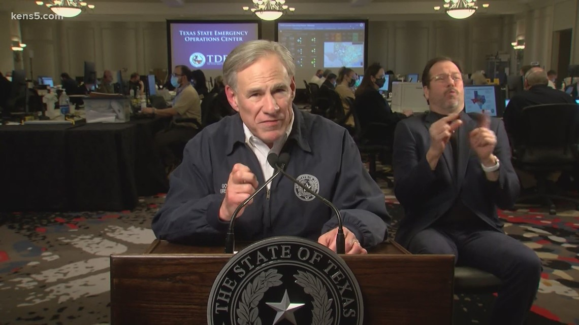 Gov. Abbott promises answers and accountability in aftermath of massive power failures
