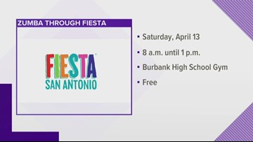 This Fiesta event will get you moving and shaking
