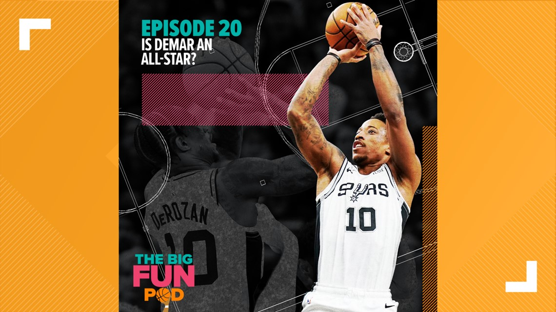 Is DeMar an All-Star? | The Big Fundamental Spurs Podcast