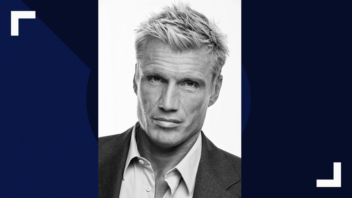 Dolph Lundgren is coming to San Antonio for Celebrity Fan Fest