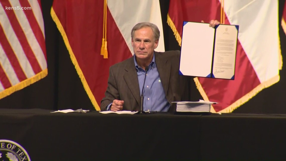 Gov. Greg Abbott says Texas will construct its own border wall, unclear how