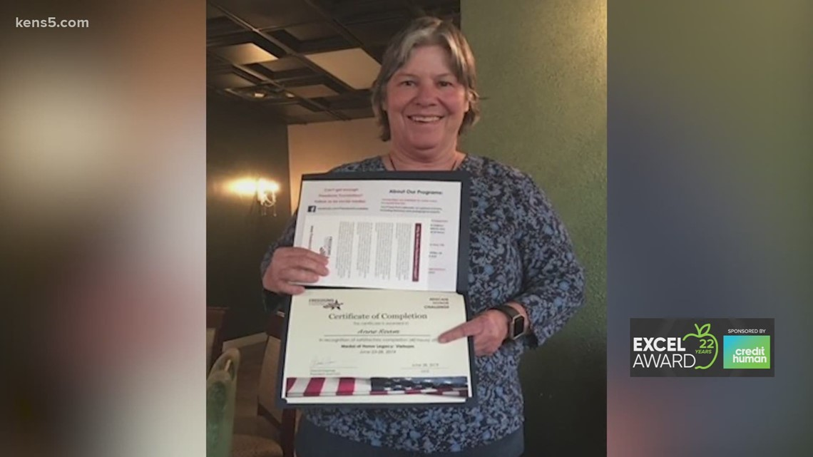 Judson ISD teacher wins EXCEL Award