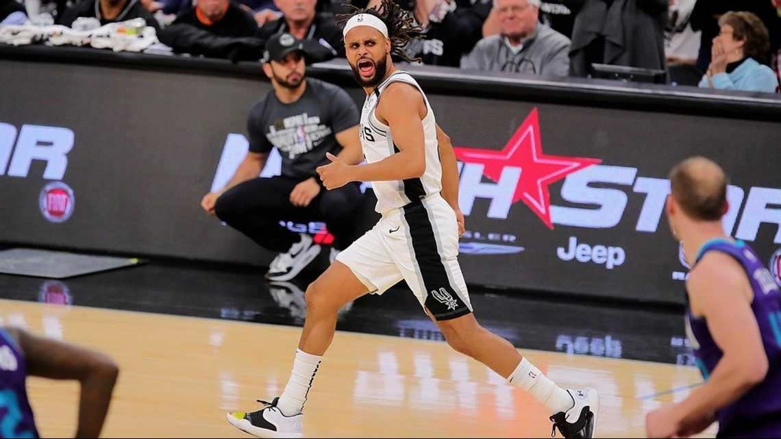 Spurs return to practice ready to fight for San Antonio's playoff streak