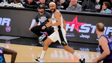 'Ain't no need to go outside' | Quarantined Patty Mills drops smooth cover of 'Banana Pancakes'