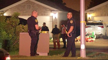 Woman shot and killed during domestic disturbance with husband