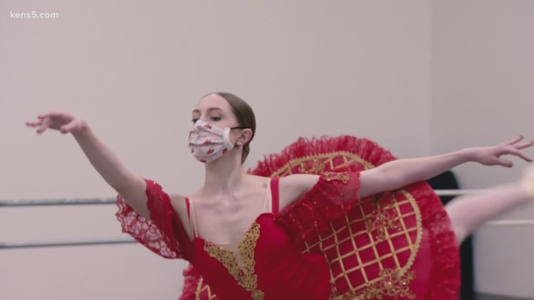 The Children's Ballet of San Antonio helps young dancers reach new heights around the world