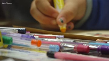 Stuff The Bus helps San Antonio-area students prepare for looming academic year