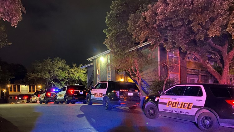 1 person shot at north-side apartment complex Wednesday night, authorities say
