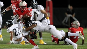 H.S. FOOTBALL: No. 1 Judson-No. 3 Steele matchup headlines this week's schedule