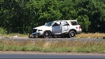 Driver in deadly rollover crash faces charges, police say