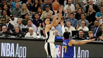 SPURS GAMEDAY: Silver & Black have no illusions about challenge they'll face against Nuggets in Game 4