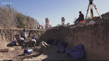 A day with the team that works to identify the remains of missing migrants