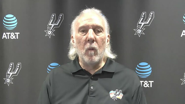 Coach Popovich commends effort, but says Spurs lacked physicality in 117-112 loss to Toronto Raptors
