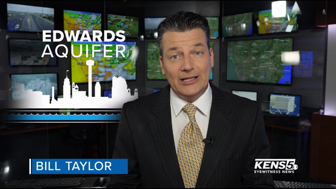 WEATHER MINDS with Bill Taylor: Edwards Aquifer serves 2 million people