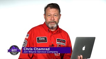 CITY PROS: Jon Wayne answers your plumbing questions