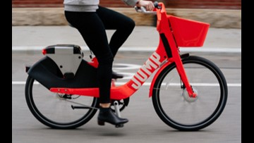 Uber launches electric scooter, bike services in San Antonio