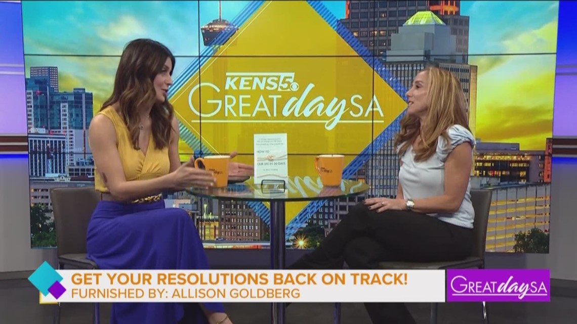 GREAT DAY SA: Get your resolutions back on track!