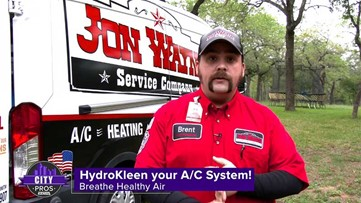 CITY PROS: HydroKleen your A/C system and breathe healthy air with Jon Wayne