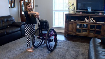 Kids Who Make SA Great: Kailey Turner stands up to strength-stealing disease