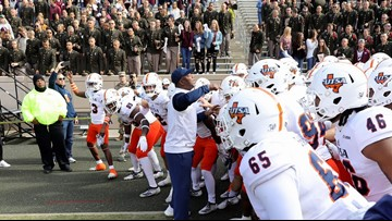 Commentary: Wilson should not have used UTSA for comparison