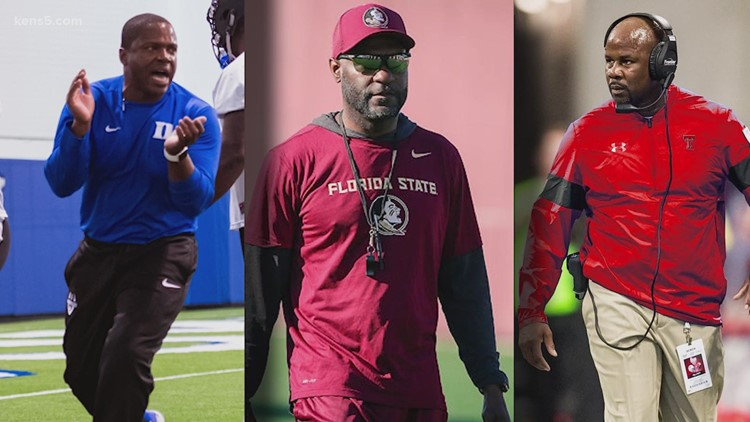 Trio of Black NCAA coaches discuss their goals and motivations on the field | Together We Rise
