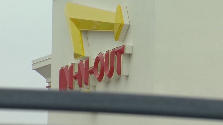 N-Out Burger locations in Texas to reopen Tuesday