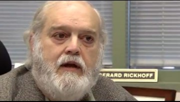 Former County Clerk Rickhoff to run for sheriff