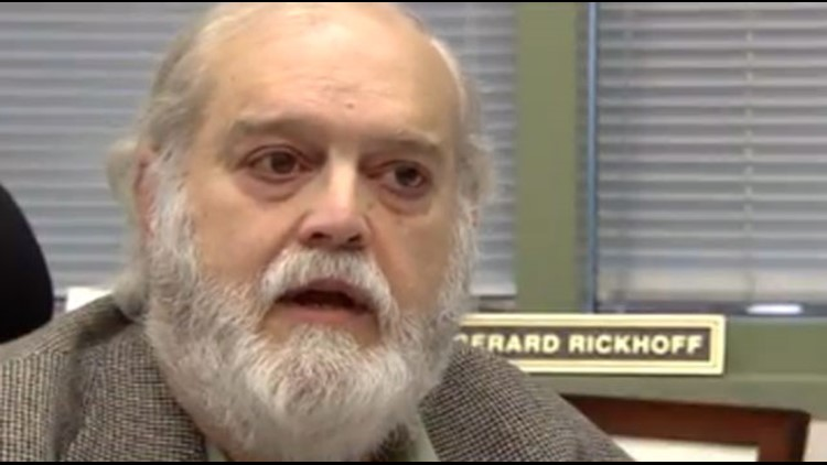 Former County Clerk Rickhoff to run for sheriff