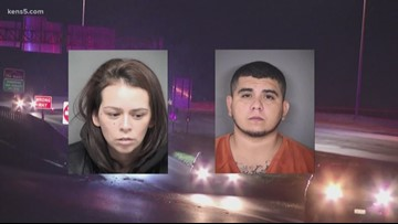Two arrested in high-speed chase that covered three highways