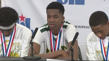 After Shaq's message, Cole Cougars fall in state semifinals
