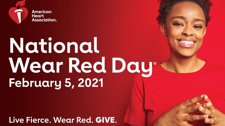 KENS CARES: Go Red reminds women to focus on their heart health