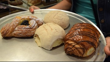 BRUNCH BRIGADE   Unique baking process creates incomparable breads and pan dulce