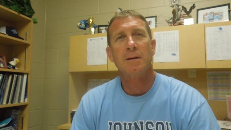 Johnson coach Ron Rittimann talks about the 2018 Jaguars