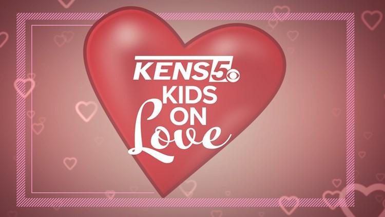 San Antonio kids explain love on Valentine's Day