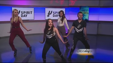 2019 Spurs Spirit Day