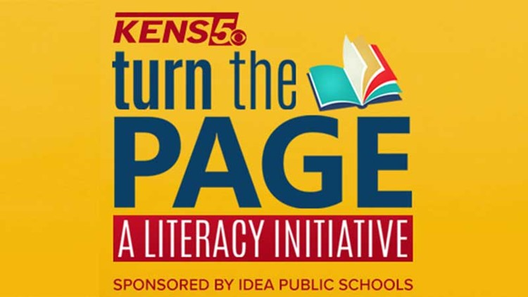 Turn the Page: A Literacy Initiative