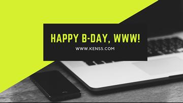 Happy birthday, World Wide Web!