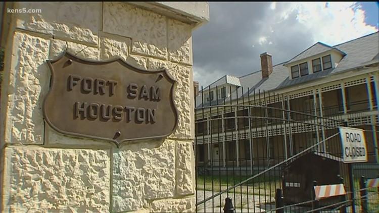 JBSA-Fort Sam Houston soldier found dead in car, officials say