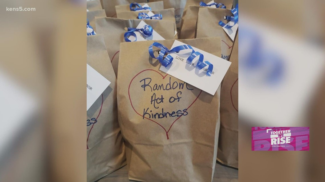 Women's group, psychology expert believe kindness leads to resolution   Together We Rise