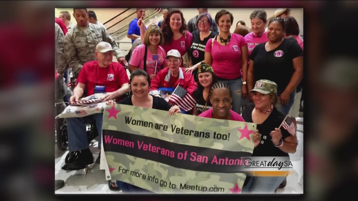 Mi Casa ' My Community: Women's Veterans of SA