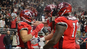 AAF equipment in San Antonio could be sold to XFL