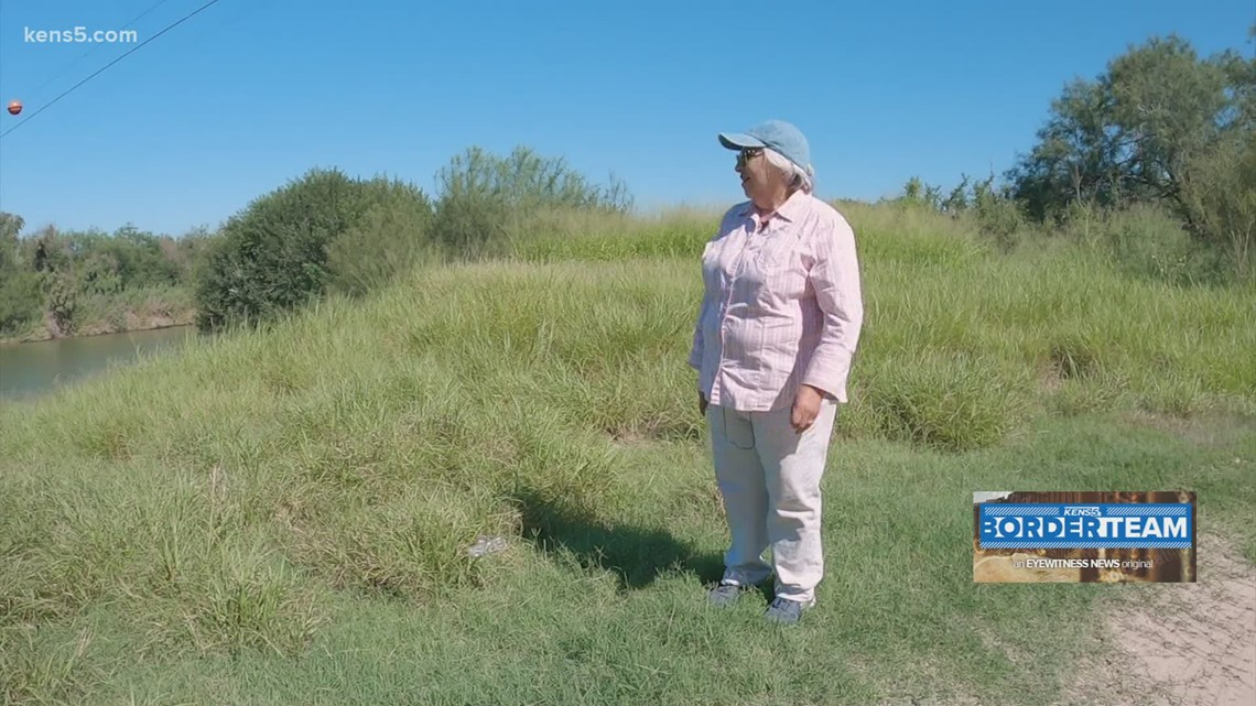 Landowners on Texas border continue court fight to hold onto their property