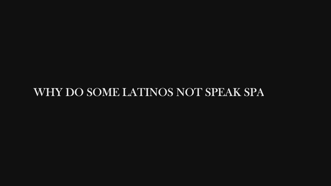 A lifetime without Spanish | The Latinos who lost their language and the fight to recover it