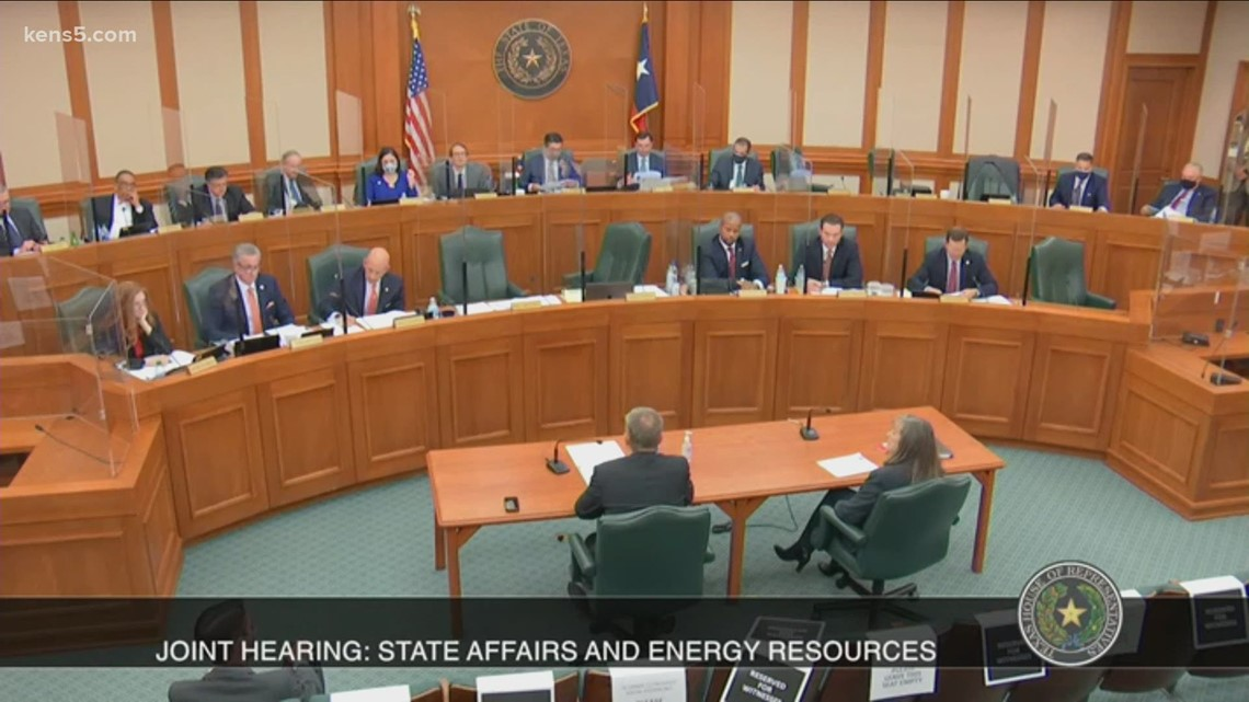 Hearings over massive power failures begin at Texas Capitol