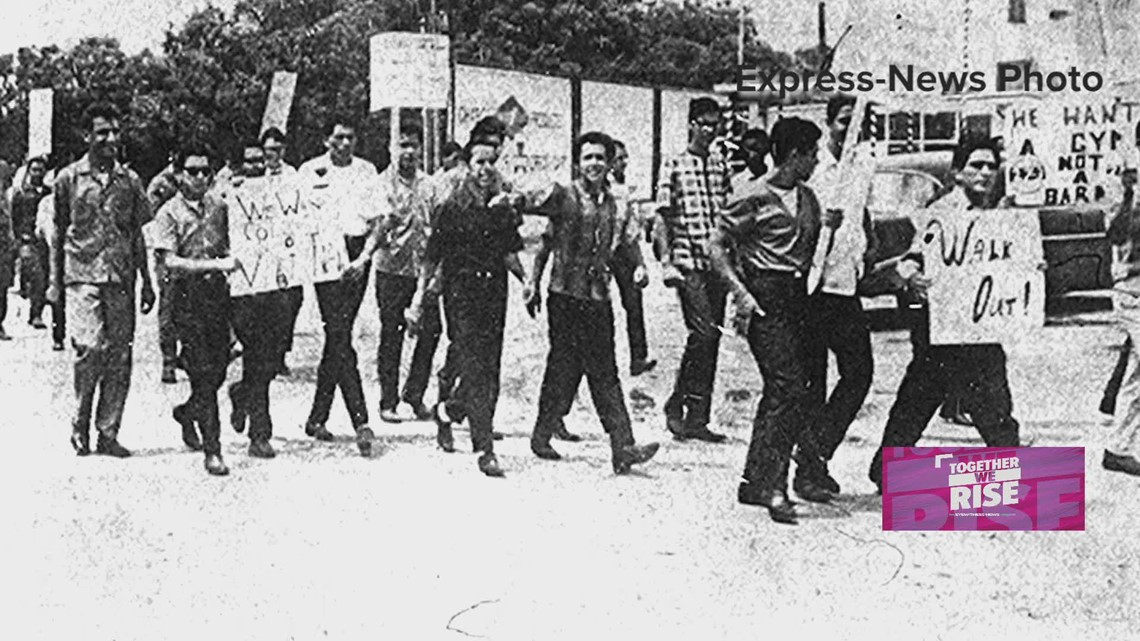 'A vocal and spectacular response'   Hispanic students' 1968 walkout led to long-lasting change in education